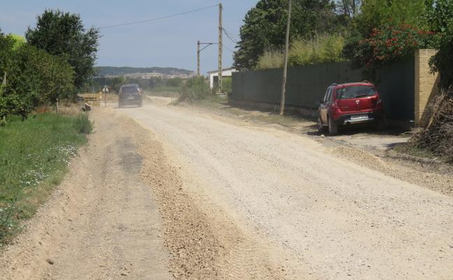 Alfaro rebaja la velocidad en los caminos rurales de 50 a 40 kilómetros por hora