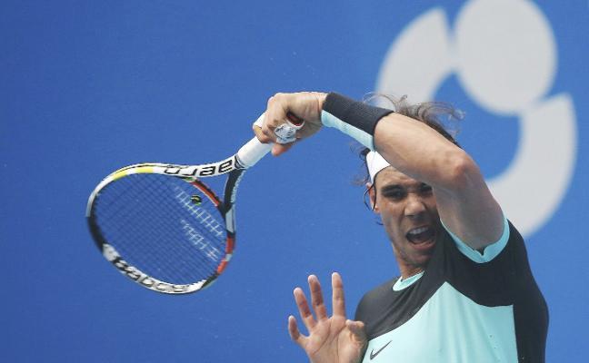 Nadal vuelve a liderar a España en la Copa Davis