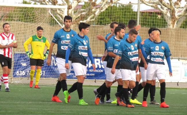 Noche de fútbol en Tercera