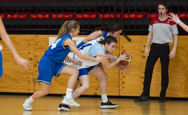 Lobete acoge el torneo cadete femenino Ciudad de Logroño