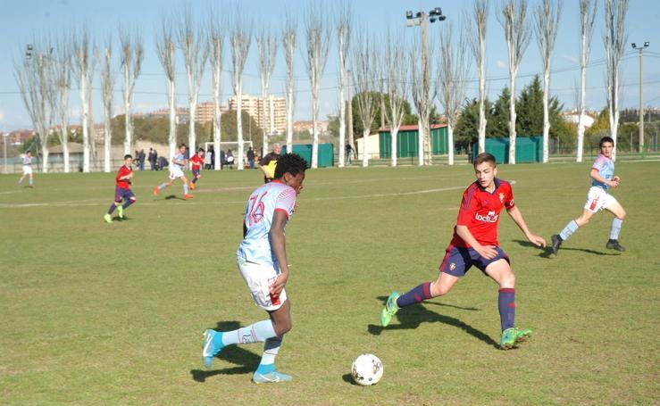 XXIII torneo futbol base Juventud Calahorra (Primera jornada)