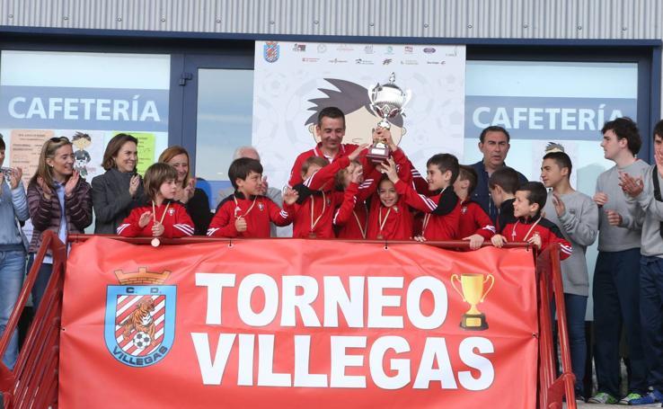 Torneo del Villegas de fútbol en Logroño