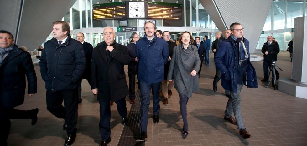 Fomento presupuesta doce millones para iniciar la ronda sur de Logroño en el 2018