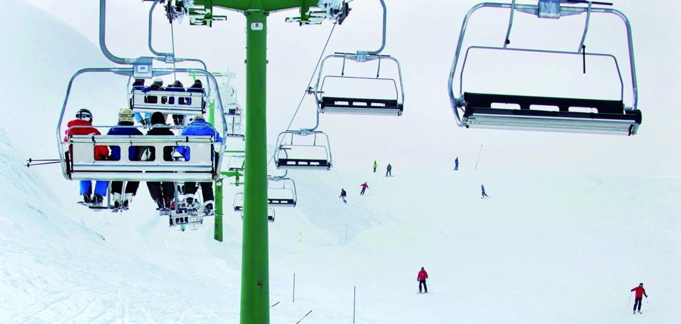 Tiempo para esquiar (aún más)