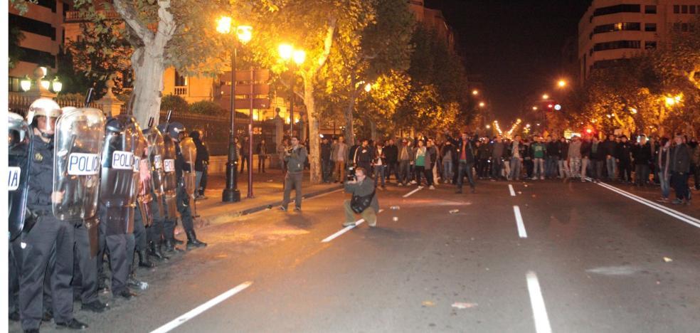 La huelga del 14N escribe su epílogo