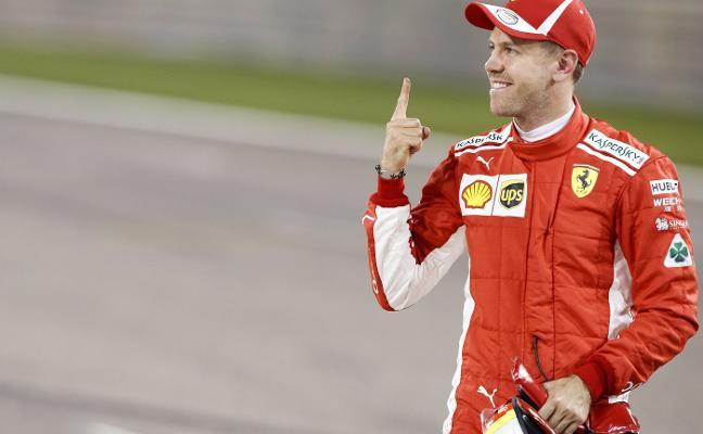 Vettel presiona más a Hamilton