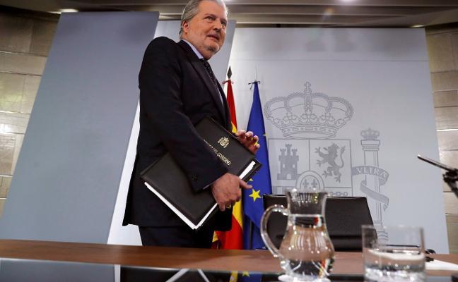 El Gobierno ofrece al PSOE elevar el gasto educativo al 5% del PIB si vuelve al pacto