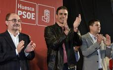 Pedro Sánchez: «Si Cifuentes continúa será porque Rajoy y Rivera miran a otro lado»