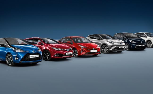 Los Toyota cada vez manchan menos