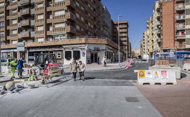 Metro a metro hasta la remodelación final