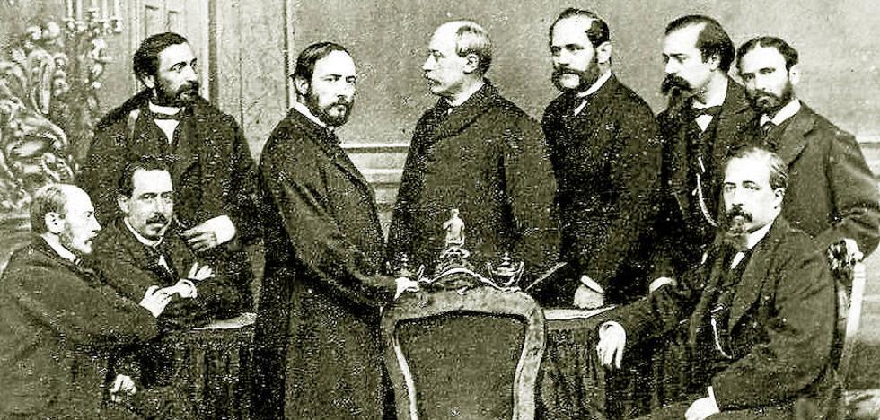 El factor riojano en 'La Gloriosa' de 1868