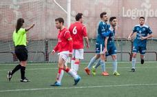 Chimbo lidera la goleada del Varea