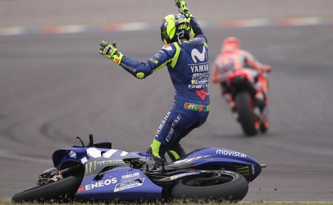 MotoGP, la categoría sin ley
