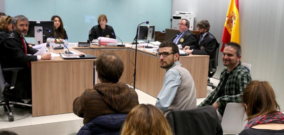 Los acusados del 14N niegan los hechos y Beneite alega que hubo «mucha violencia»