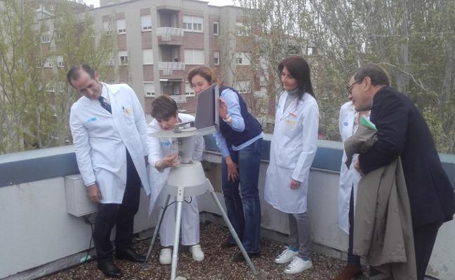 Salud prevé una intensidad «leve» para los alérgicos riojanos durante esta primavera