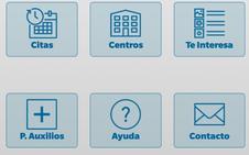 La App Rioja Salud facilitará el acceso a desfibriladores públicos y privados
