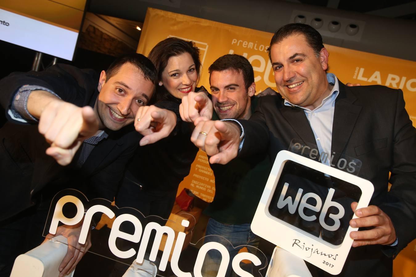 Premios Web Riojanos 2016
