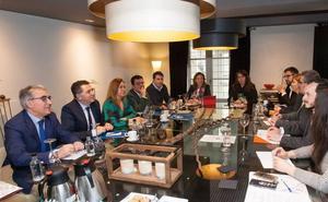Cs asegura que el Gobierno de La Rioja ha incumplido «el 80% de lo acordado»