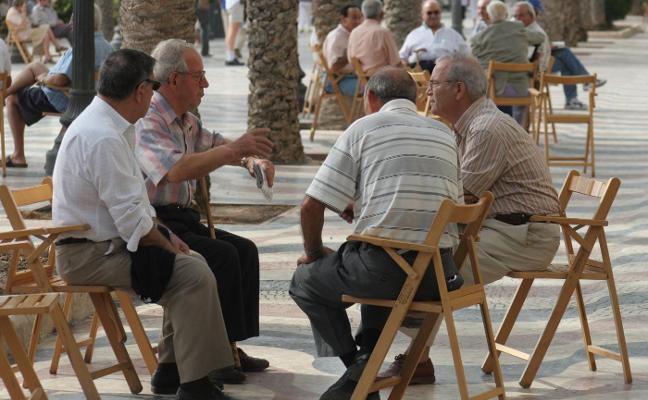El empleo solo podrá financiar el 60% del gasto de las futuras pensiones