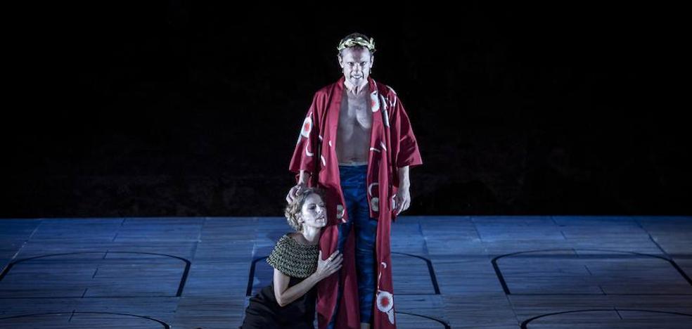 El Bretón, escenario de la obra 'Calígula'