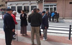 Finalizan las obras de reurbanización de la calle Milicias