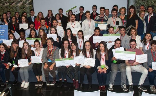 Proyectos jóvenes, empresas de futuro