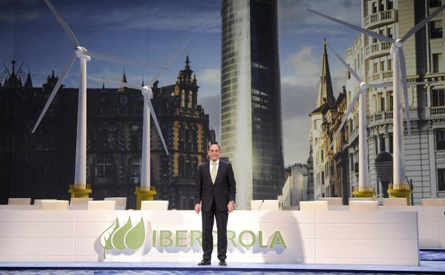Iberdrola prevé alcanzar un beneficio récord de 3.000 millones a final de año