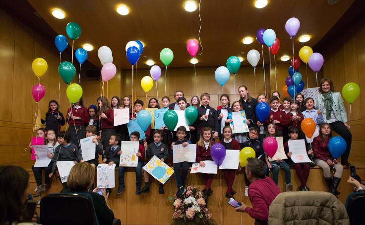 Entrega de premios del XII Certamen Chiquipoetas