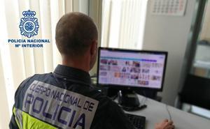 Detenido un riojano de 31 años por compartir contenido pedófilo