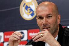 Zidane: «Para Benzema es un año complicado con los goles»