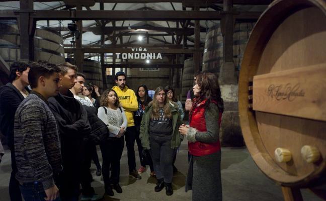 Visita a La Rioja del Basque Culinary Center