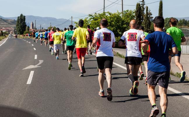 El domingo se corre por el Valle del Iregua