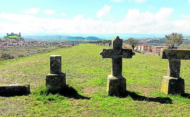 «Algo más que un acto vandálico»: arrancada una cruz de El Calvario de San Vicente