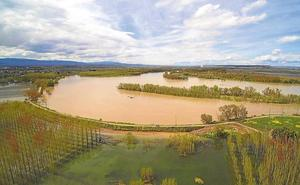 El Ayuntamiento de Alfaro califica la situación del Ebro de «crítica y preocupante»