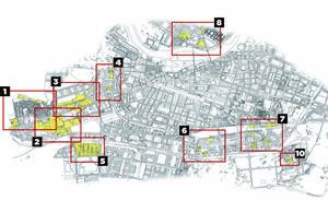 Logroño permitirá elevar la altura tres pisos más en 31 PERI de 'reconversión industrial'