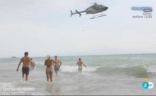 Evacúan de urgencia 'Supervivientes'