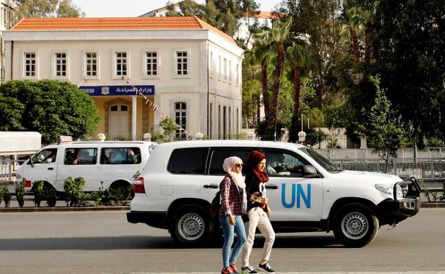 Siria asegura que los investigadores de armas químicas ya trabajan en Duma