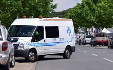 Cs apoya que haya una segunda ambulancia en Nájera
