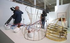 Proyectos de grandes esculturas en el Camino
