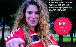 El Campus de Fútbol Femenino Ana Sáenz de Pipaón se disputará del 25 al 29 de junio
