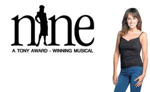 Una calagurritana, en el musical 'Nine'