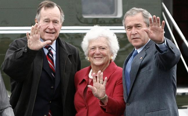 Adiós a Barbara Bush, matriarca de Estados Unidos