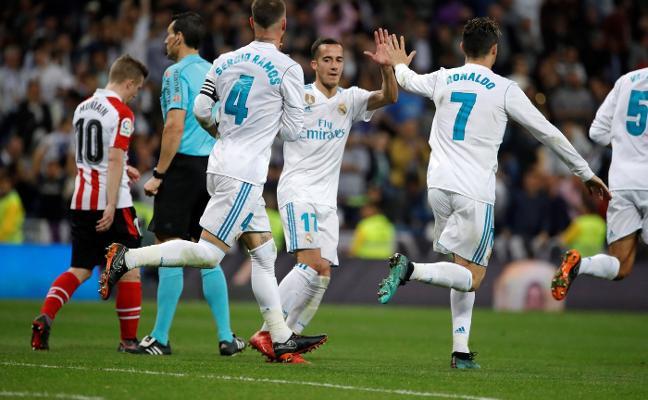Kepa se doctora ante Zidane en el Bernabéu