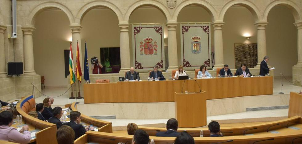 El Parlamento aprueba que se proponga a La Barranca como Bien de Interés Cultural