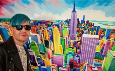 El artista riojano Pako Campo expone en Nueva York