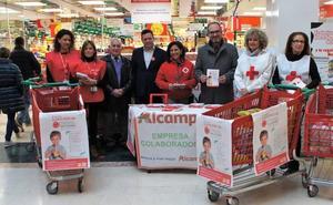 Cruz Roja repartirá 64.810 desayunos y meriendas a menores sin recursos