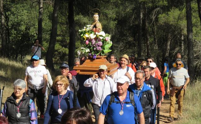 La romería de San Marcos reconocerá a la Guardia Civil y Amigos de La Rioja