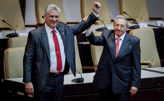 Díaz-Canel asume el legado de los Castro