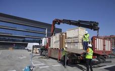 El acelerador contra el cáncer donado a La Rioja por Amancio Ortega estará operativo en tres meses
