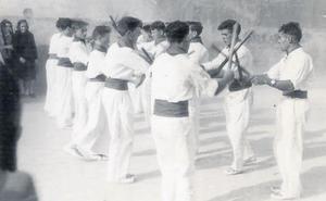 Valdemadera, baile regional en los 60
